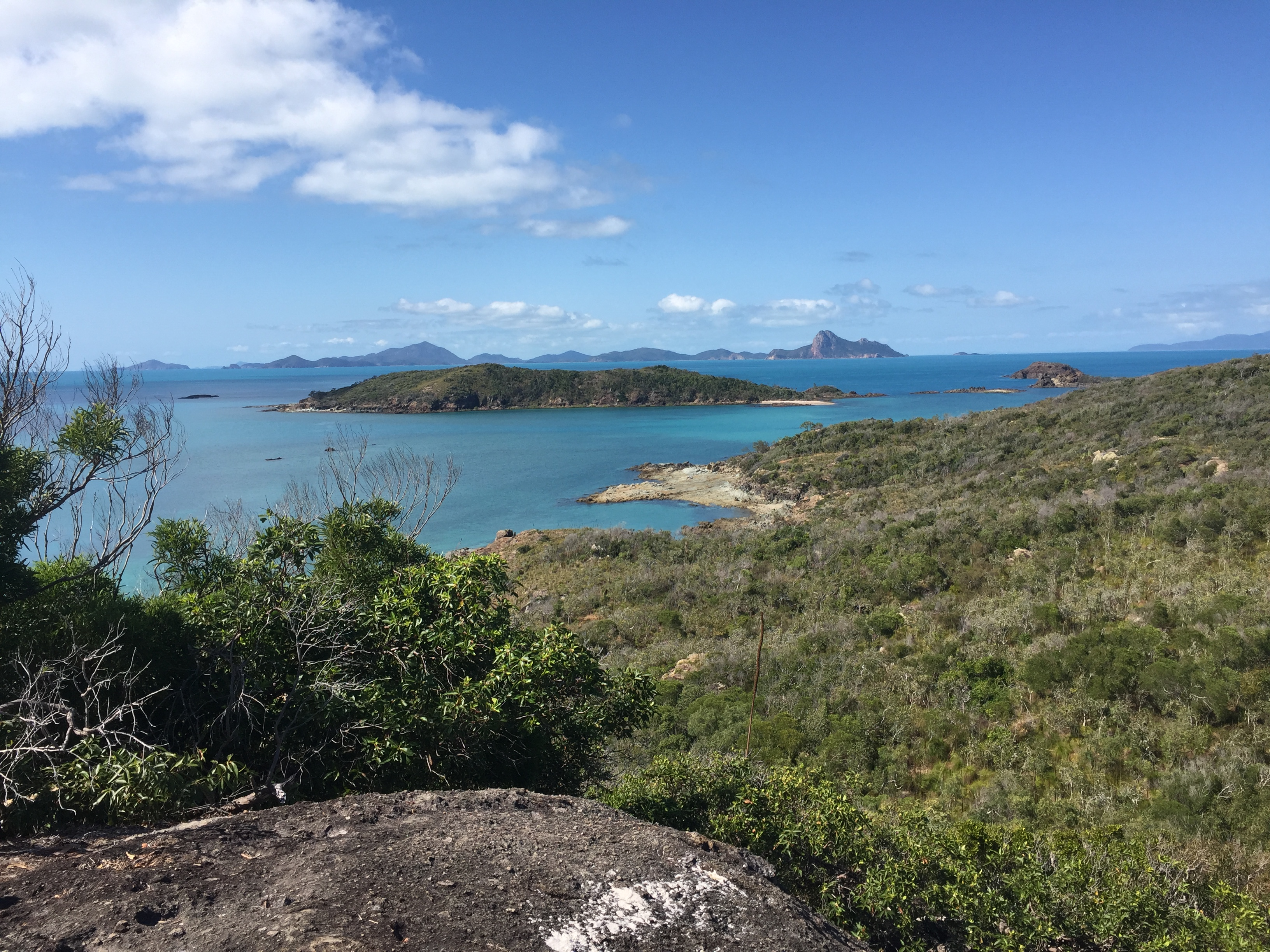 View from Solway Lookout