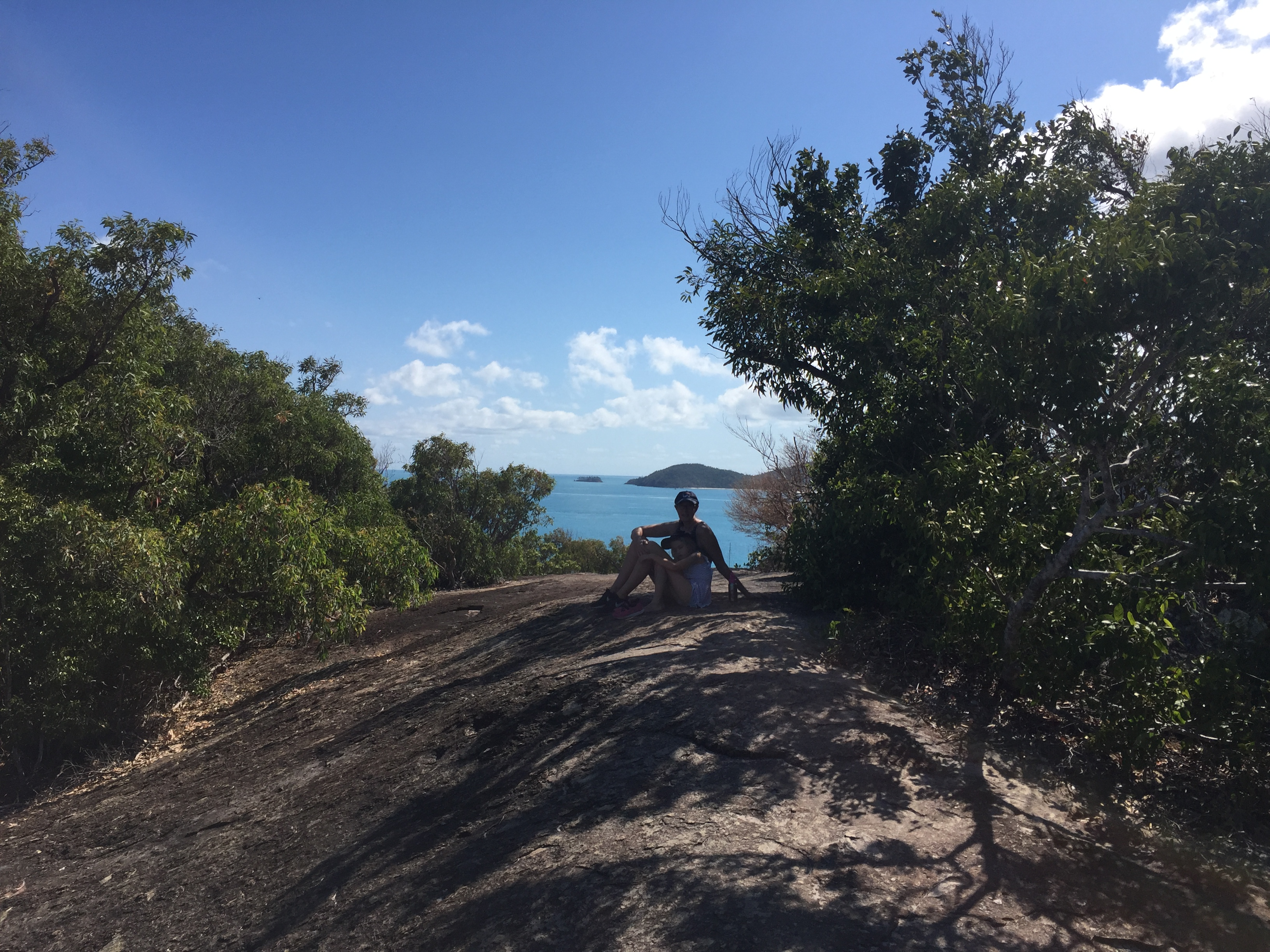 Crossing the Island