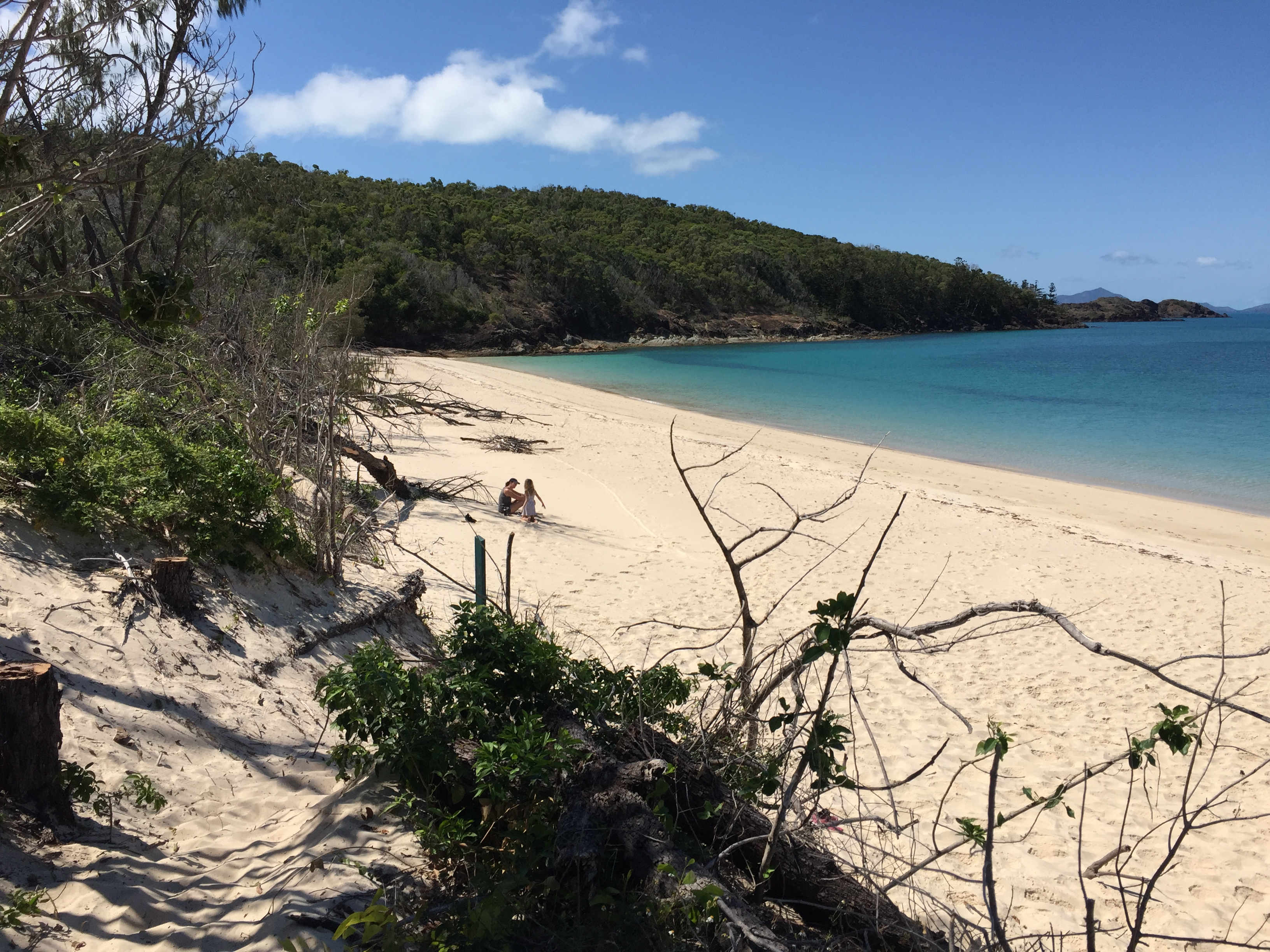 Chance Bay, Whitsunday Island